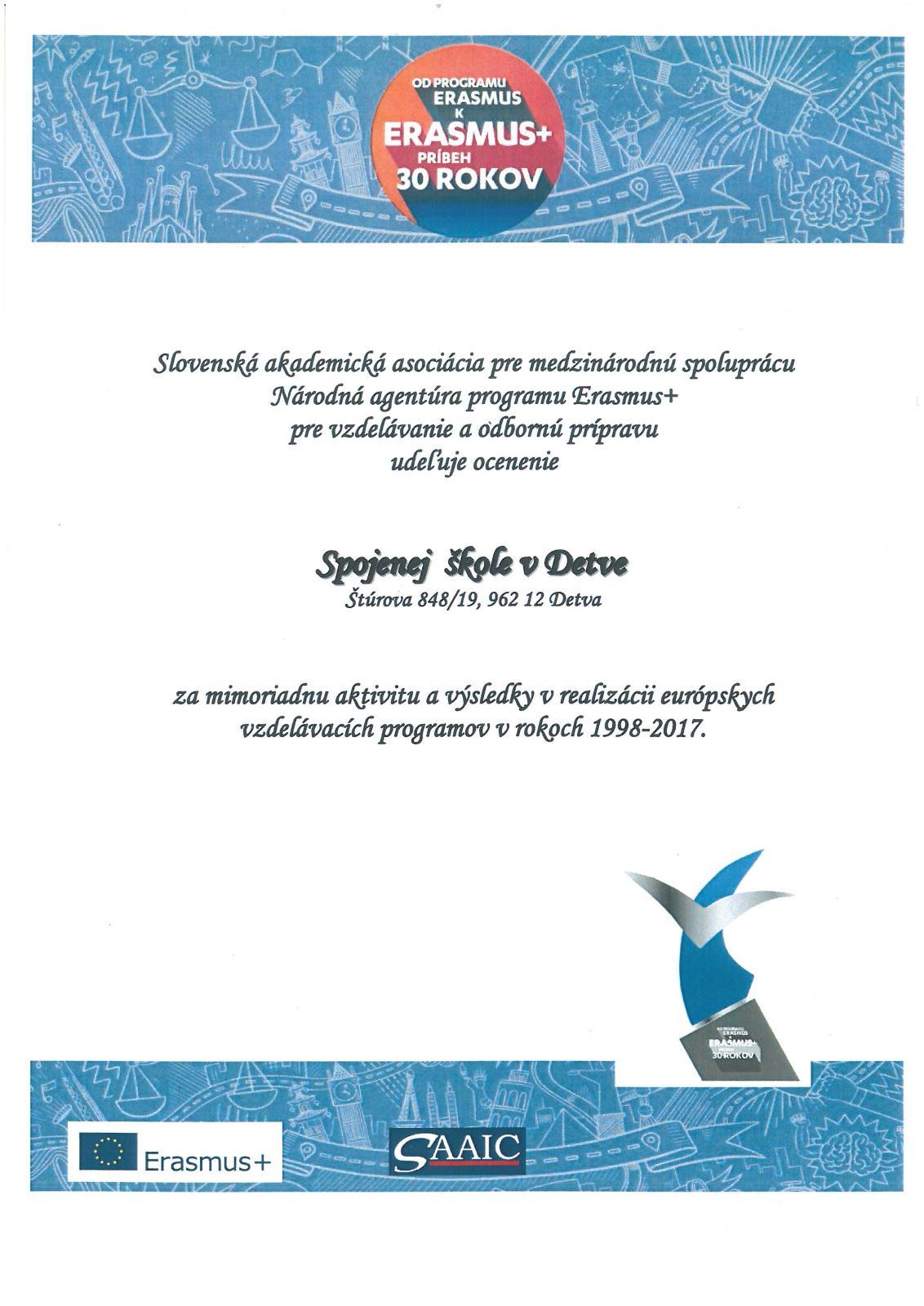 67c1e43cd Spojená škola v Detve je tretia najlepšia na Slovensku v ...