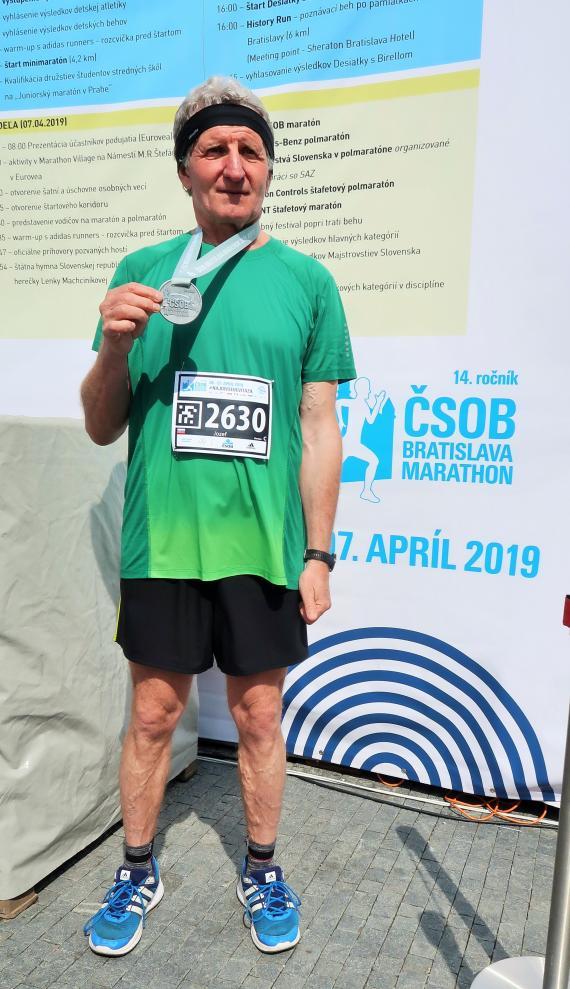 903a1f9246d1 Jozef Sekereš s medailou