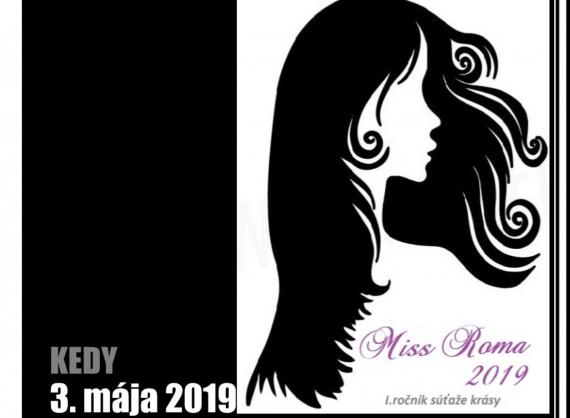 df988fb3955a V piatok 3. mája 2019 o 17.00 hod. začne v Dome kultúry A. Sládkoviča v  Detve kultúrne podujatie Miss Roma 2019. Na súťaži vystúpia dievčatá z  Detvy